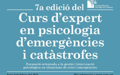 Funecat participa en un curs en psicologia d'emergències